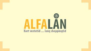 Alflån