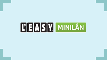 L'EASY Minilån