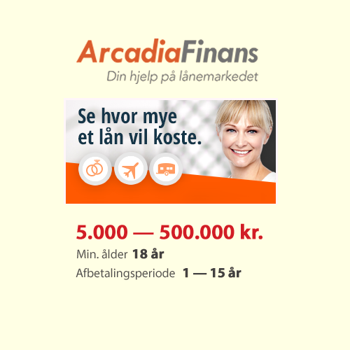 Arcadia Finans